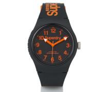 Urban Armbanduhr schwarz
