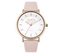 Damen Oxford Pastel Pop Armbanduhr pink