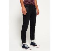 Herren Wilson Jogger Jeans grau