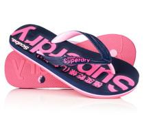 Damen Scuba Flip Flops pink