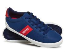 Herren Vintage Court Sneaker marineblau