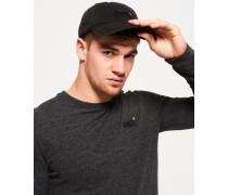 Super Solo Orange Label Mütze schwarz