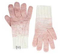 Damen Ombre Clarrie Handschuhe pink