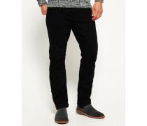Herren Copperfill Loose Jeans schwarz