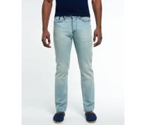 Herren IE Classic Jeans blau