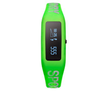 Fitness-Tracker grün