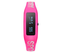 Fitness-Tracker pink