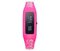 Herren Fitness-Tracker pink
