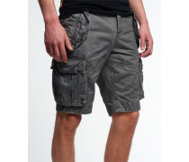 Herren New Core Cargo Heavy Shorts grau