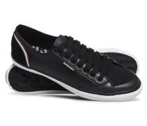 Herren Niedrige Pro Retro Sneaker schwarz