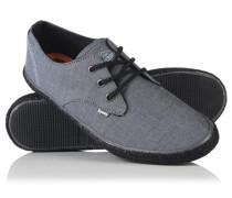 Herren Skipper Schuhe grau