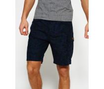 Herren Core Lite Ripstop Cargo Shorts blau