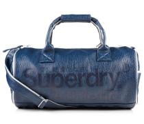 Athletic Barrel Bag marineblau