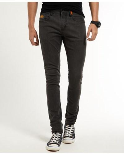 superdry herren superdry herren super skinny jeans grau reduziert. Black Bedroom Furniture Sets. Home Design Ideas