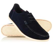 Herren Super Boat Schuhe marineblau