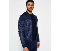 Herren Elite Sports Shell Jacke marineblau