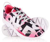 Damen Scuba Runner Turnschuhe pink