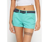 Damen International Hot Shorts grün