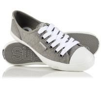 Damen Low Pro Sneaker hellgrau