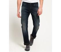 Herren Straight Jeans marineblau