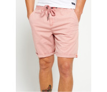 Herren International Sun Scorched Chino Shorts pink