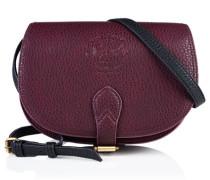 Damen Grace Saddle Tasche rot