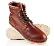 Herren Stirling Saddle Stiefel braun