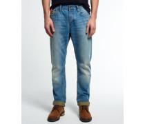 Herren Copperfill Loose Jeans hellblau