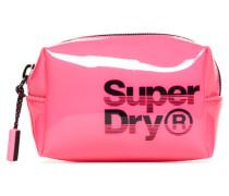 Damen Super Jelly Tasche pink