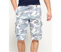 Herren Core Cargo Lite Shorts hellgrau