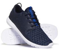 Herren Sport Weave Runner Sneakers grau