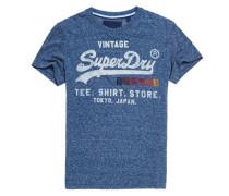 Herren Shirt Shop Surf T-Shirt blau