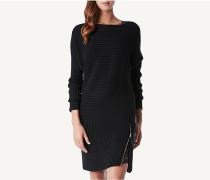 Kleid mit Reißverschlussöffnung