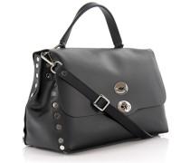 Handtasche Schultertasche Postina M Original Silk Moretto Leder