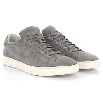 Sneaker Low 20374 Veloursleder