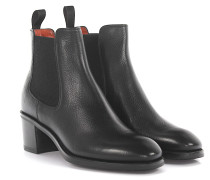 Stiefeletten Boots 52617 Leder geprägt