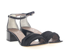 Sandalen D631052 Satin Lackleder