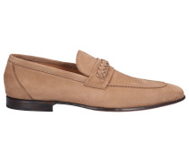 Loafer CALAIS Nubukleder camel