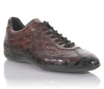 Sneakers Krokodilleder