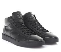 Sneaker Mid Top 20532 Leder