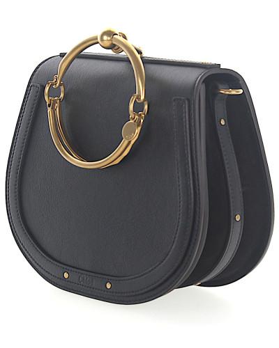 Chloé Damen Schultertasche Armbandtasche NILE M Leder Billig Wirklich kF9aOXj