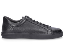 Sneaker low IBIZA 2 BLACK Hirschleder