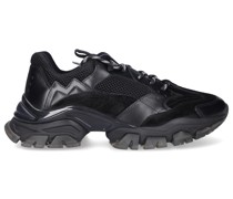 Sneaker low LEAVE NO TRACE Kalbsleder Veloursleder