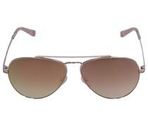 Sonnenbrille Aviator 236147 Metal gold