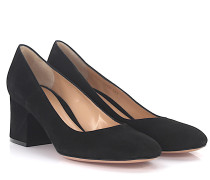 Pumps 026 Veloursleder