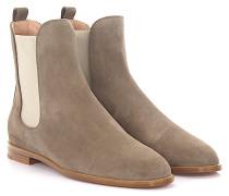 Stiefeletten Boots 999 Veloursleder taupe