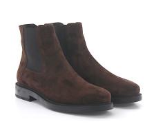 Chelsea Boots P0V830 Veloursleder