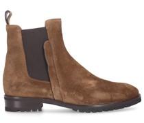 Chelsea Boots 9484 Veloursleder