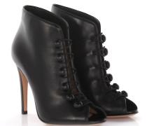 Stiefeletten Boots Imperia Open Toe Nappaleder