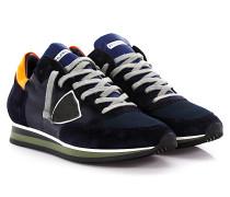 Sneakers Tropez Leder Veloursleder